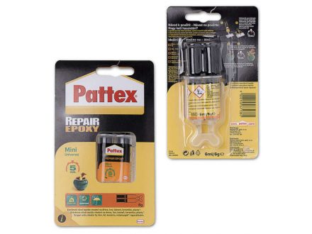 Lepidlo PATTEX repair 2.sl.6ml